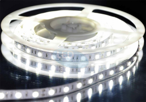 led strip 5050 60/m wit IP68 5 meter 24v