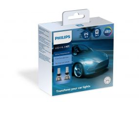 Philips H7 20w 12-24V 6500K PX26D Ultinon led